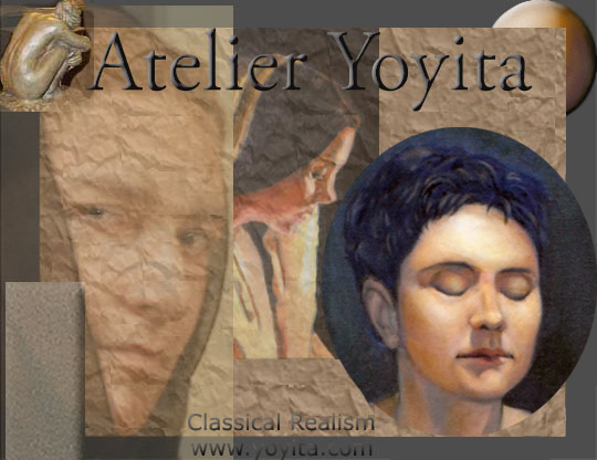 Atelier Yoyita Art Gallery Renaissance Classical Realism Portraits Landscapes Miniatures Portraits Yoyita art gallery modern masters