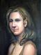Yoyitaによって女性の肖像画の油絵