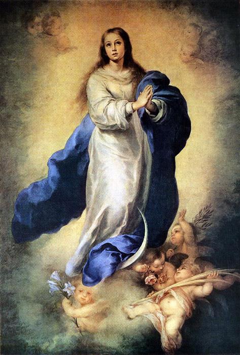 Inmaculada, purisima