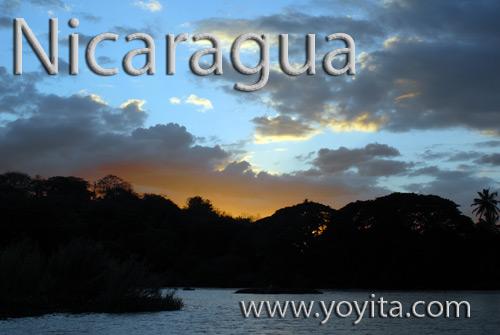 Isletas de Granada Nicaragua