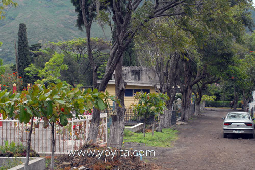 Cementerio Jinotega Nicaragua