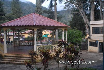 Jinotega park