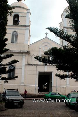 Jinotega parroquia