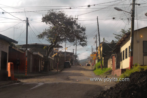 Jinotega Street