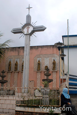 Jinotega city Nicaragua