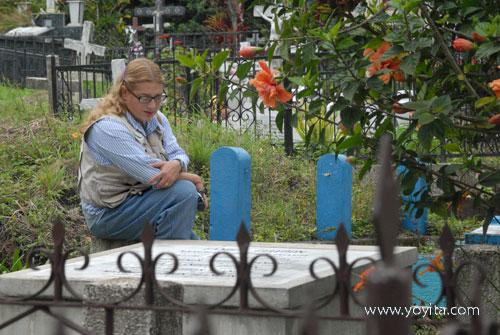 cementerio Jinotega Familia Zeledon