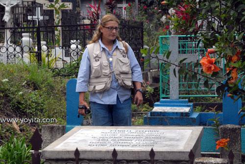 Cementerio Jinotega Yoyita