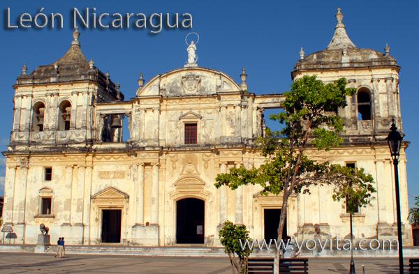 Catedral de Leon Nicaragua
