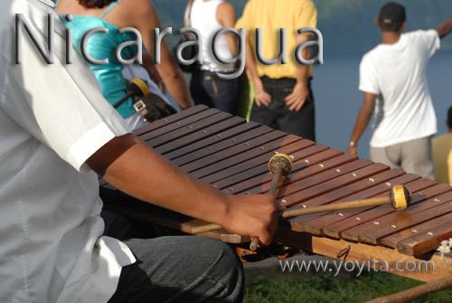 marimba Nicaragua Yoyita