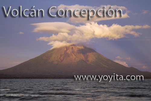 Volcan concepcion Rivas Nicaragua Yoyita