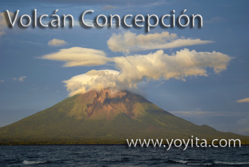 Volcan Concepcion Rivas Nicaragua