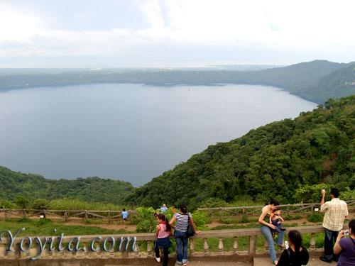 mirador Catarina Nicaragua