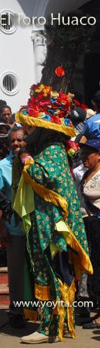 el toro huaco bailes nicaraguenses
