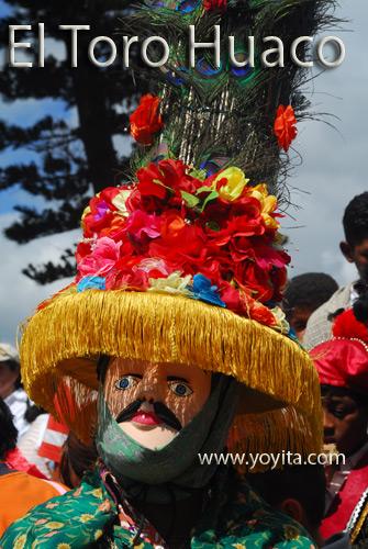 el toro guaco bailes nicaraguenses