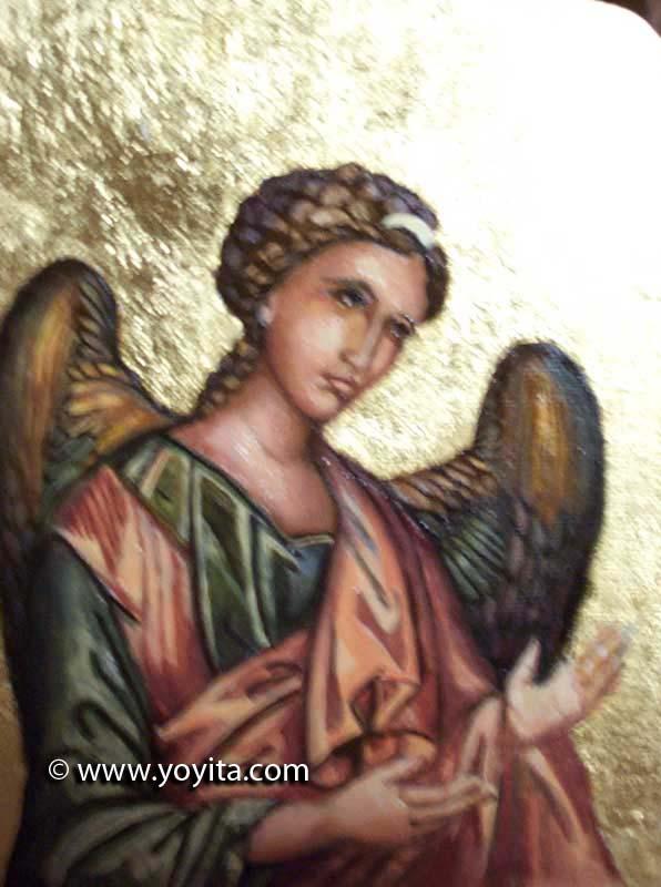 Ícone Archangel Sain Michael