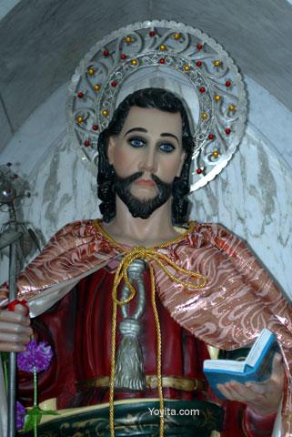 Santiago apostol acercamiento