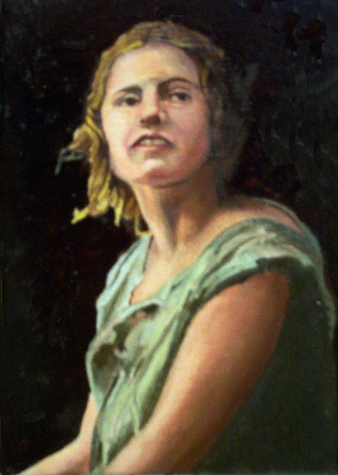 Ayn Rand © Dr. Gloria  M. Norris Yoyita