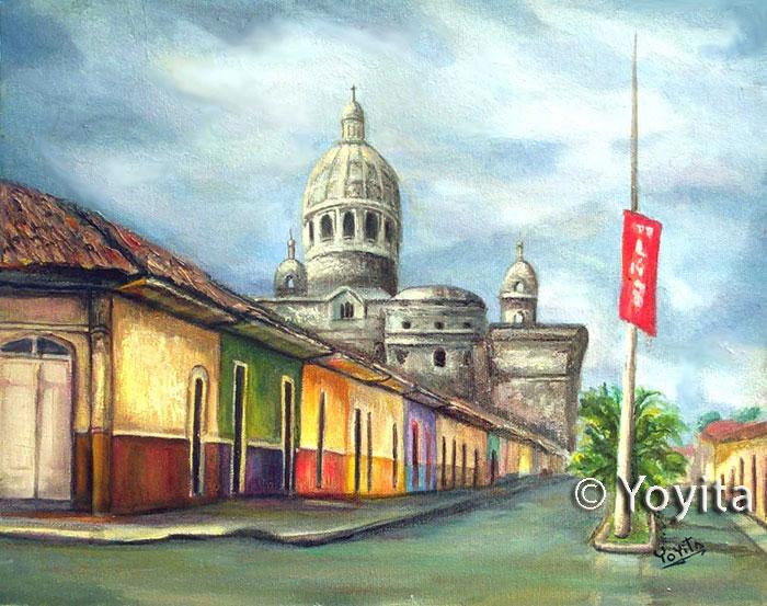 Granada Nicaragua © Yoyita