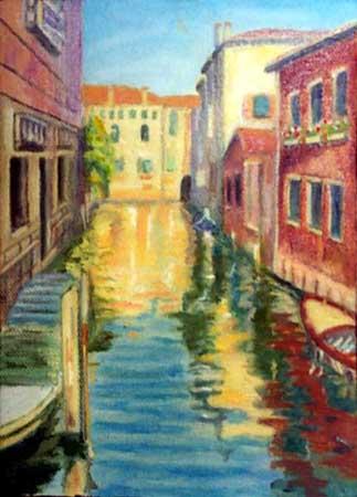 Landscape Venice Atelier Yoyita