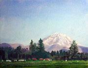 Mount Rainier © Dr. Gloria  M. Norris Yoyita