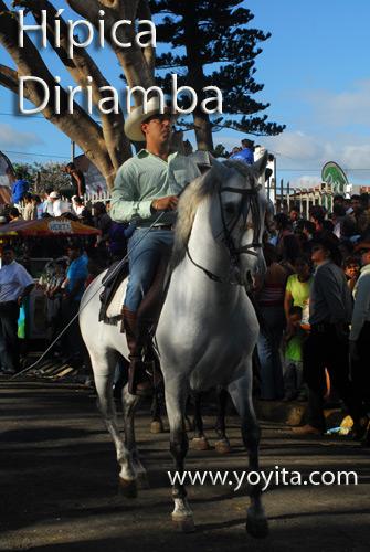 hipica montados Nicaragua