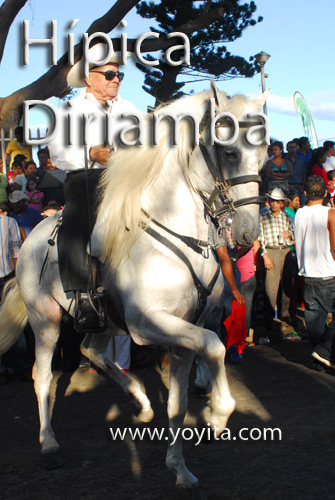 montados hipica Diriamba caballos horses