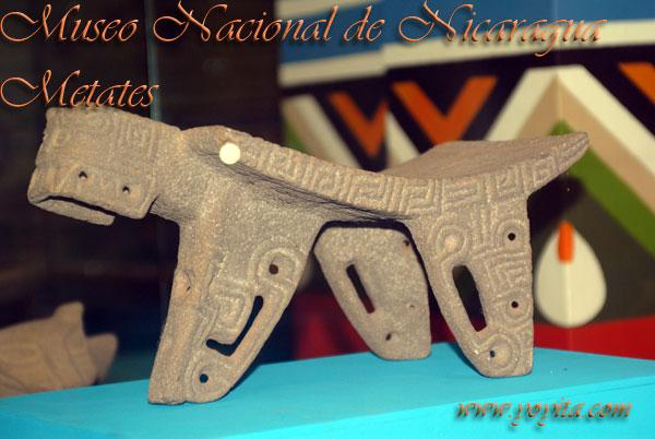 metate nicaraguense museo nacional de nicaragua