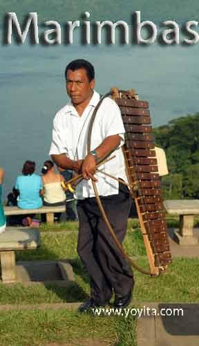 marimbas Nicara