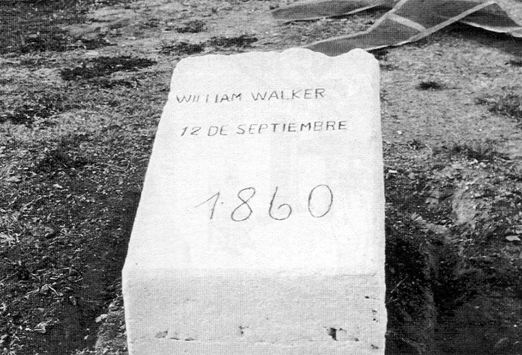 Walker execution site