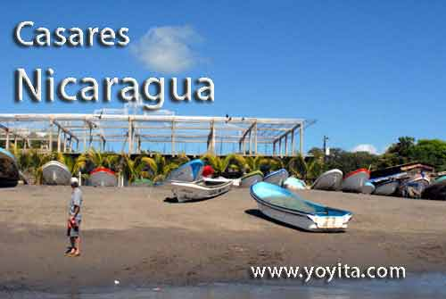Casares Strand, Nicaragua