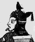 Nezahualcoyotl, Cacique y poeta Mexicano