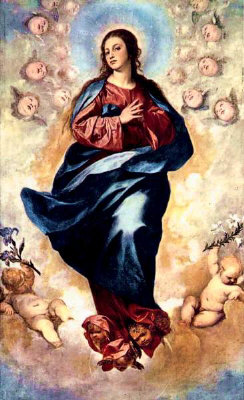Immaculate Conception Alonso Cano