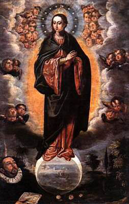 Immaculate Conception Francisco Pacheco