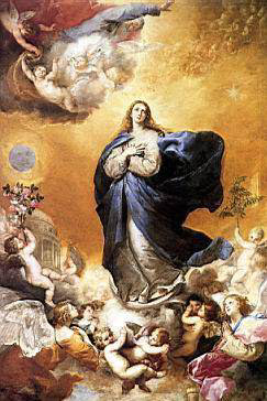 Immaculate Conception Jose Ribera El Espanoleto