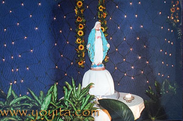 altar Purisima