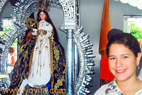 altar la purisima Virgen del Viejo