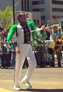Saint Patrick s Day Parade Jackson MS