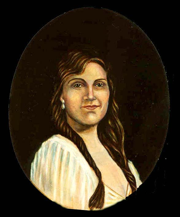 portrait of Margarita � Dr. Gloria  M. Norris yoyita