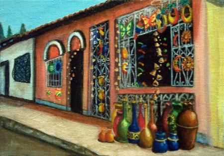 San Juan de Oriente Nicaragua © Yoyita Dra Gloria M Sanchez Zeledon de Norris